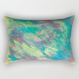 Foot Terrorist  Rectangular Pillow