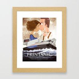 Printanic Framed Art Print