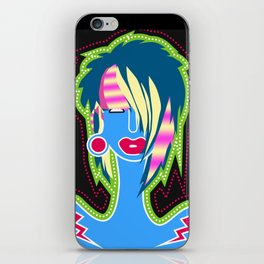 Lysergia iPhone Skin