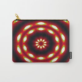 Supermoon Mandala Carry-All Pouch