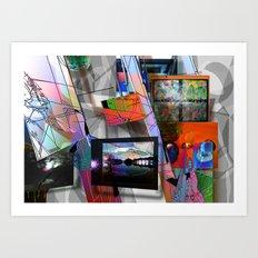 Lofale Art Print