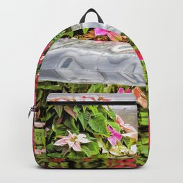 Reflections In A Pond Backpack