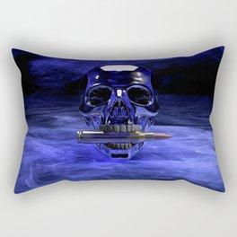 Skull And Crossbones Rectangular Pillow