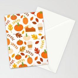 Everything Autumn Stationery Cards