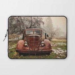 Abandoned Truck, Palomar Mountain Laptop Sleeve