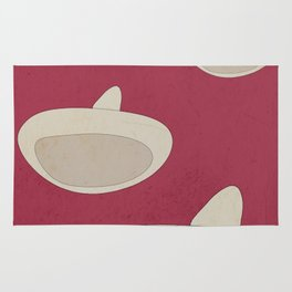 "DISNEY's ""The Three Caballeros"" - Minimal Movie Poster Rug"