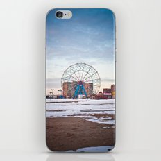 Coney Island iPhone Skin