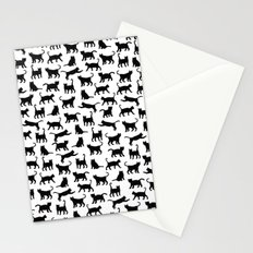 Le petits chats Stationery Cards