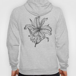 Engraved Lilly Hoody