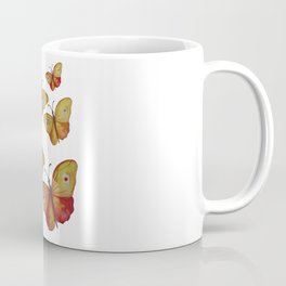 Summer Butterflies Coffee Mug