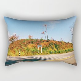 Lost in summer Rectangular Pillow