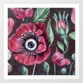Persephone_i Art Print