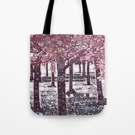 :: Girl Trees :: Tote Bag