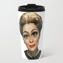 Mommie Dearest- Joan Crawford Travel Mug