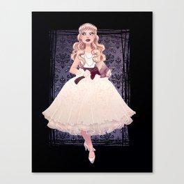 Constance Canvas Print