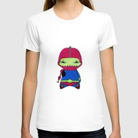 conan T-shirts featuring A Boy - Trap-Jaw by Christophe Chiozzi