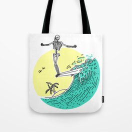 Surf Nose Tote Bag