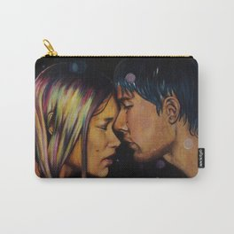 The End Only Lasts Forever (Watch the video of me making it!!!!  See description) Carry-All Pouch