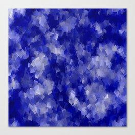 Blue Chips... Canvas Print