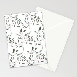 Cute floral pattern Stationery Cards