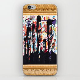 Graced iPhone Skin