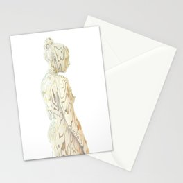 Liz Gold Stationery Cards