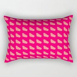 Embraces Rectangular Pillow