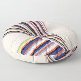Wave Series p3 Floor Pillow