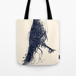 The Songbird Tote Bag