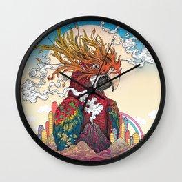 Borderlands Wall Clock