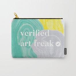 Verified Art Freak Carry-All Pouch