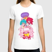 jem T-shirts featuring fanart Jem and the Holograms by Lady Love