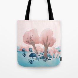 Winter landscapes 1 Tote Bag