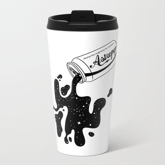 Astropop Metal Travel Mug