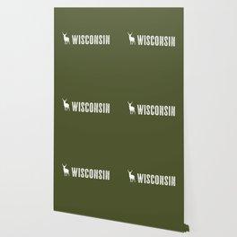 Deer: Wisconsin Wallpaper