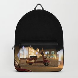 Little Cars, Big Planet (Let's Ride) Backpack