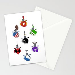To Arms! Stationery Cards