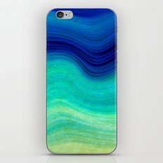 SEA BEAUTY 3 iPhone & iPod Skin