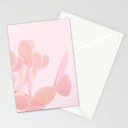 Opuntia Blush Stationery Cards