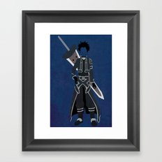 Kirito Alfheim Framed Art Print