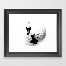 Arnold Palmer Framed Art Print