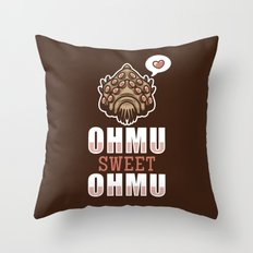 Ohmu Sweet Ohmu Throw Pillow