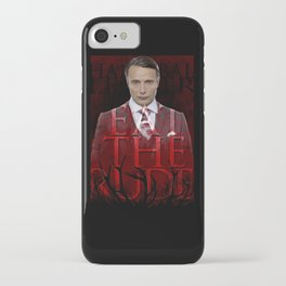 Eat The Rude iPhone Case