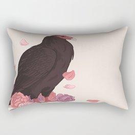 Pretty Bird Rectangular Pillow