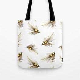 Willie Gunn Fishing Fly 2 Tote Bag