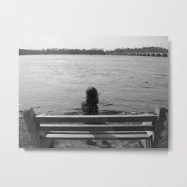Rising Waters Metal Print