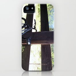 The View Beyond iPhone Case
