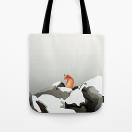 Solitude II Tote Bag