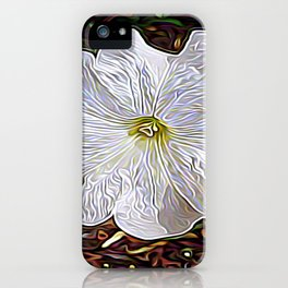 Enchanted Flower iPhone Case