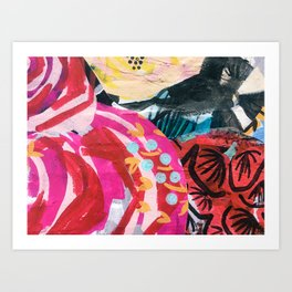 Cultivate Then Bloom Art Print